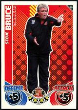 Steve Bruce #459 Topps Match Attax 2010-11 Football Card (C602)