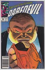 Daredevil 253 Marvel Comics 1988 Merry Christmas Kingpin Ann Nocenti John Romita