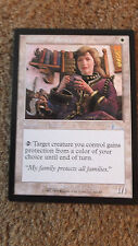 Magic the Gathering - Urza's Legacy - Mother of Runes - New in mint condition