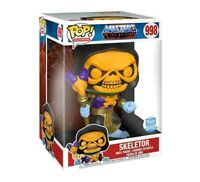 "DISCO SKELETOR 10"" EXCLUSIVE FUNKO POP MASTERS OF THE UNIVERSE #998 PRE ORDER"
