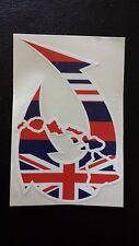 XL Hawaiian Bone Hook Sticker Fits: 808, iz, kolhe kai, quicksilver,hurley, reef