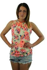 Waist Length Blouse Crew Neck Fitted Tops & Shirts for Women