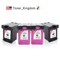 4-PK 61 xl Ink for HP ENVY 5530 5531 5535 4500 4501 4502 4504 Black&Color Combo