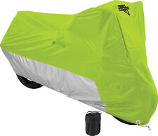 NELSON-RIGG DELUXE ALL SEASON COVER HI-VIS YELLOW L