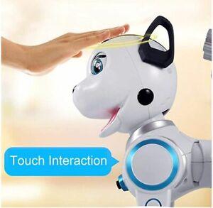 RC Wow ! Dog Sing Dance Walking Remote Control Robot Dog Electronic Pet Kids Toy