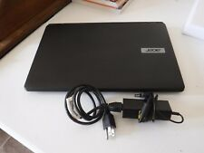 Lightly Used Black Acer Aspire ES1-512-C96S Laptop with charger, great condition