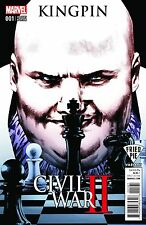 CIVIL WAR II KINGPIN 1 BUTCH GUICE FRIED PIE EXCLUSIVE VARIANT