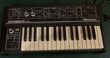 ROLAND SH-09 VINTAGE ANALOG SYNTHESIZER - Free Shipping from US, 110V power