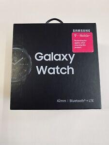 Samsung SM-R815U Galaxy Watch Smartwatch (42mm, GPS, LTE, Bluetooth) Tmobile