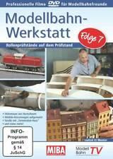 DVD MIBA Modellbahn-Werkstatt - Folge 7