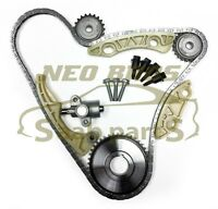 Engine Balance Chain, Tensioner, Gear & Guide Kit for Saab 9-3 1.8T 2.0T B207
