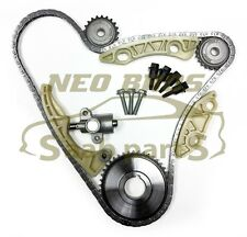 VAUXHALL VECTRA SIGNUM Z20NET ENGINE BALANCE CHAIN, TENSIONER, GEAR & GUIDE KIT