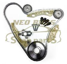 SAAB 9-3 1.8T 2.0T B207 ENGINE BALANCE CHAIN, TENSIONER, GEAR & GUIDE KIT