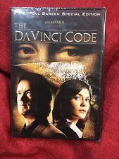 Da Vinci Code - New Dvd Sealed - Fast Free Shipping