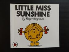| @Oz |  MY LITTLE MISS LIBRARY #4 : Little Miss Sunshine By Roger Hargreaves