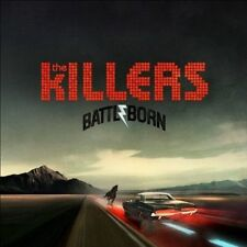 Battle Born by The Killers (US) (CD, Sep-2012, Island (Label))