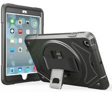 Apple iPad 2 / 3 / 4 Gen Case Heavy Duty Shockproof Full Body Handle Stand Cover