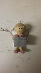 JOB LOT OF 99 xmas decoration personalised FAIRY GIRLS NAMES ONLY