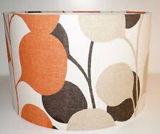 Harlequin Pod Seville Coffee Cappuccino Fabric Lampshade (15 20 25 30 35 40cm)