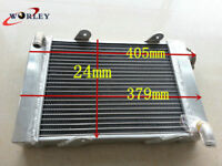 "45MM aluminum alloy radiator For Go Kart go-kart karting 15"" x 9.5"" x 1.8"""