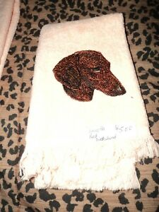 Multiple Dog Towels, See Item Descriptions