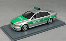 Neo Models BMW 530i E39 in German Police 'Polizei' Markings 2002 43298 1/43 NEW