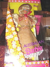 "Barbie, ""Australian Barbie"" Special Edition Dolls Of The World"