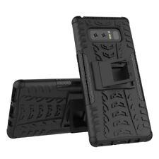 Custodia cover BLACK ARMOUR per Samsung Galaxy Note8 NOTE 8 TPU+PC anti urto