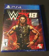 WWE 2K18 (PS4) NEW