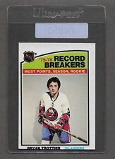 ** 1976-77 OPC Bryan Trottier Rookie RB #67 (NRMT) Hockey Card Set Break * P4851