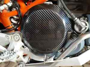 KTM 690 SMC/Enduro/Duke 08-18 Carbon Fiber Clutch Full Cover, Engine Protector