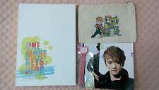 SHINee Key Photobook Goods Set w/Gift Kim Kibum SMTOWN