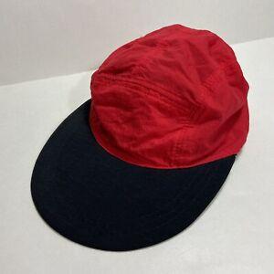 Vintage 90's Phantom of The Opera Reversible Long Bill Strapback Hat Cap 5 Panel