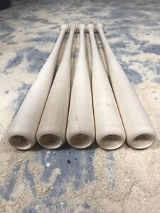 3- GAME READY Cupped Wooden Blem Baseball Bats (FREE SHIPPING!)