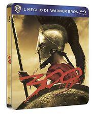 300 (Blu-ray, SteelBook, Gerard Butler) RegionFREE
