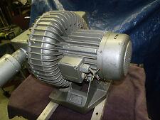 Rietschle Regenerative vacuum blower pump SKP 25826-01 (03) 3450 RPM 1 hp great