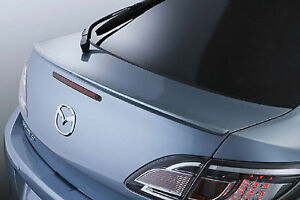 Mazda 6  2008-2012 Hatchback Boot Lip Spoiler  UK Seller