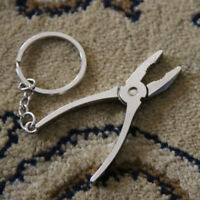 Keychain Metal Adjustable Pliers Shape Events Vise Keyring Key Chain Girl Bag