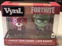 Funko Vynl Fortnite Cuddle Team Leader + Love Ranger 2-Pack