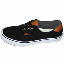 Vans Era 59 (C&L) (MLX) Mens Canvas Leather Lace Up Trainers - Brand New Shoes