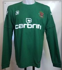 BLACKPOOL 09/10 GREEN KEEPERS SHIRT BY CARBRINI ADULTS SIZE MEDIUM BRAND NEW