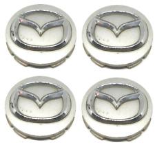 Set of 4 Mazda Miata MX-5 MPV RX-8 Wheel Rim Center Cap Hub Hubcap # 2874