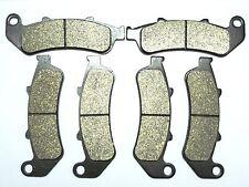 Front Rear Brake Pads For Honda CBR 1000 F FP FR FS FT FV FW FX 1993 94 95 1996