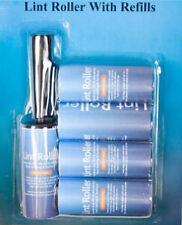 Lint Roller Fluff Pet Hair Dust Remover + 5 ROLLS