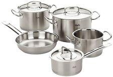Fissler Pro Collection 5-Piece Cookware Set-Profi Professional Range German made