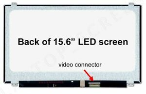 New Grade A B156XTK01.0 Embedded onCell Touch LCD Screen LED 40pins