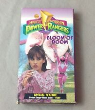 Mighty Morphin Power Rangers - Bloom of Doom (VHS, 1994)
