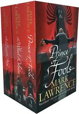 Mark Lawrence Red Queens War Collection 3 Books Set Prince of Fools, Liars Keys