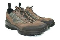 Nike ACG  Men's Brown Leather Hiking Shoes Boots Size 11.5