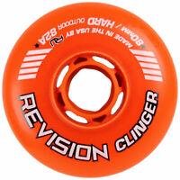 Revision Wheel Inline Roller Hockey Clinger 82A (Single Wheel)